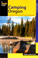 Camping Oregon (3rd Edition)